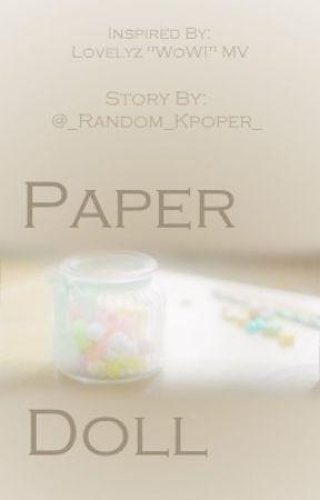 Paper Doll by _random_kpoper_