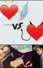 Ódio vs Amor || C.D. by drewsxgirl