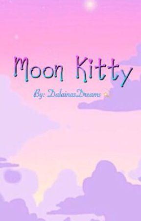 Moon Kitty by dalainasdreams