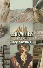 ¿Are You Ready?|| Leo Valdez Y Tu by Yosefainther