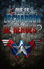 Proyecto Nuevos Héroes [1ª Convocatoria] (Abierto) by EscuadrondeHeroes