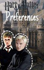Potterhead   Preferencias by _Potterhead_07