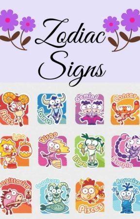 Zodiac Signs by AshBelfon