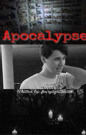 Apocalypse -Dan Howell by fairylightlester