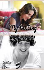 My Texting boyfriend (Harry Styles Fan fiction) by kasyanca