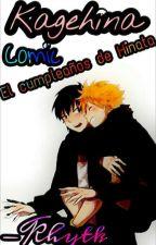 El Cumpleaños De Hinata ×Kagehina× [Comic]  by -Khytk