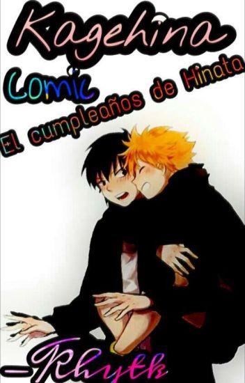 El Cumpleaños De Hinata ×Kagehina× [Comic]