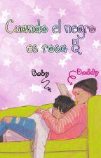Cuando el Negro es Rosa (Yoonmin) - Serie: Sweet by Shiro018