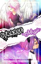 Strange Magic [FNAFHS//Bonnangle]   by Bx-Sweet