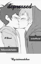 depressed #Dizzi by izzimaedchen