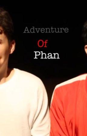 Adventure of Phan by Phantrashnumbruno