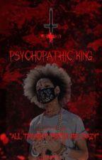 Psychopathic King by glitchcity
