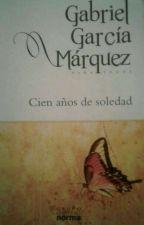 cien años de soledad by HannaMartinez241