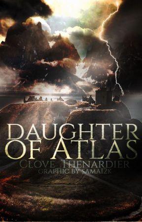 Daughter of Atlas by Clove_Thenardier
