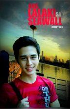Ang Lalaki Sa Seawall by johnyuan38