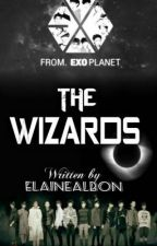 The Wizards by ElaineAlbon