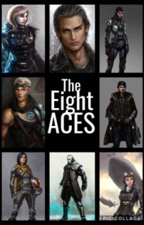 The Eight Aces by The_Big_Tree
