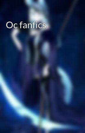 Oc fanfics by Shiro_Matsuno