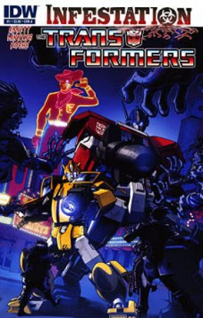 Transformers Zombieworld No Rest For The Living Wattpad