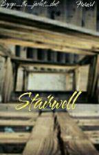 Stairwell ~ Frerard by gee_the_jacket_slut