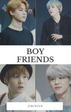 boy friends - yoonmin by -jiminish