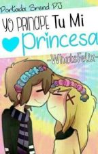 Yo tu príncipe, Tu mi princesa [Freddy x Joy] by -WhatsFelix-