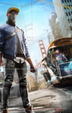 WatchDogs apocalypse roleplay  by mythica969