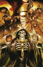 overlord by SeverMaou