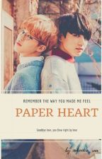 Paper Heart by jeon_010997