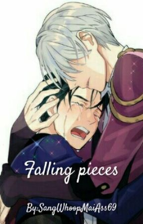 Falling Peices {victuuri} by SangWhoopMaiAss69