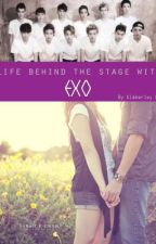Life behind the Stage with EXO by kimberley_ho