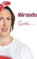 Miranda Hart's Quotes by No1IsPerfect