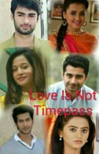 Love Is Not Timepass : Swaragini by Cathlin256