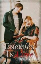Enemies In Love • VHyun by Naega_Fangurl