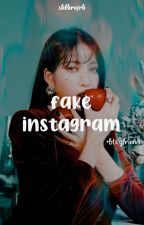Fake Instagram •BTSXGfriend• by shkhrafrh