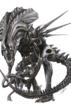 The Xenomorph In Remmant  by Thehalohunter
