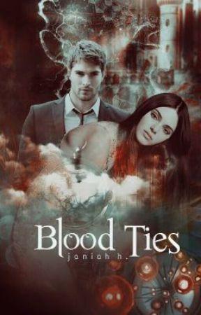 Blood Ties by WintersJewel