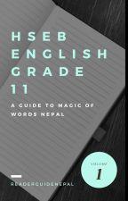 HSEB English Grade 11 Guide by readerguideNepal