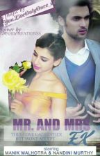 MaNan SS ~ Mr & Mrs.Ex by YouLiveOnlyOnce_xx