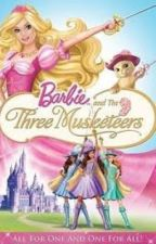 Barbie And The Three Musketeers by Gelbolingo_22