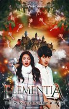 ELEMENTIA: The Twins, The Kingdoms, The Key by MizzyFantasia