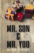 Mr.Son and Mr.Yoo by neanewyyy
