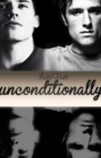 Unconditionally // Peeta x Finnick by IamGiam