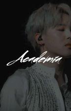 ❝ academia ❞ .bts thriller by booratchaii