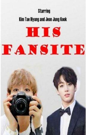 His Fansite TaeKook KookV FF