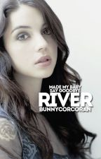 river // a.i. by bunnycorcoran