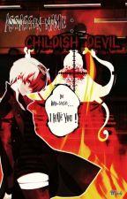 Assassin name : Childish Devil (Karma x OC) by Windy1020A