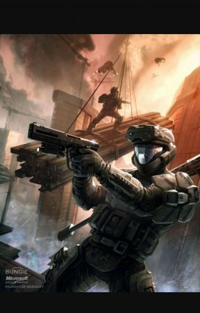 My life as an ODST by Mr_bookworm01