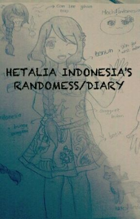 Hetalia Indonesia's Randomess/ Diary by myeverdayindo