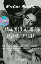 Il Ragazzo Della Finestra Davanti Casa Mia by Elena_Shomeralder